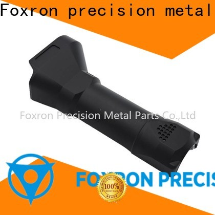 Foxron customized die cast metal factory for electronic accessories