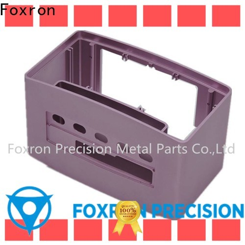 Foxron extruded aluminum enclosure audio enclosures for camera enclosure