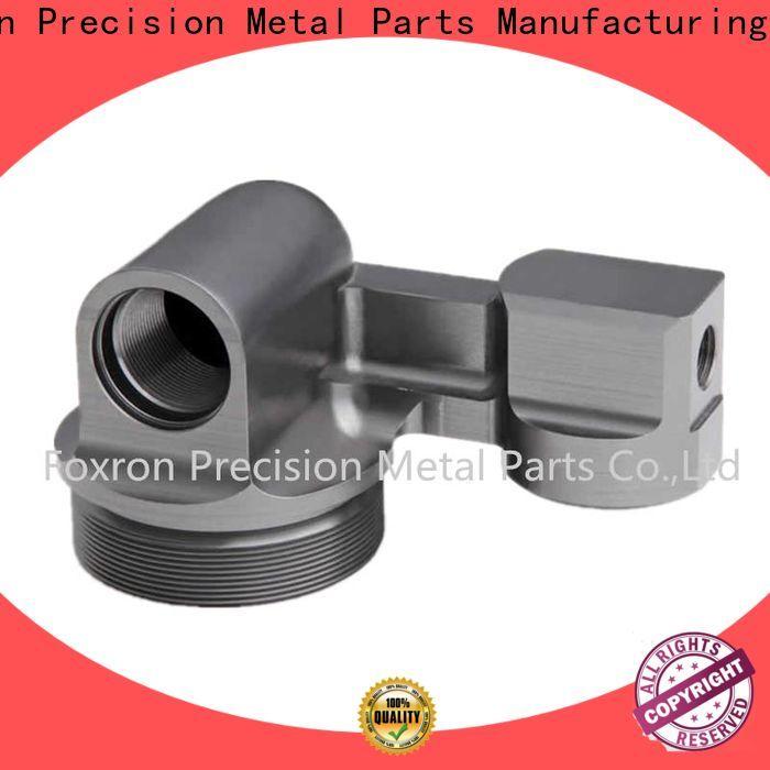 Foxron car auto parts cnc machined parts wholesale