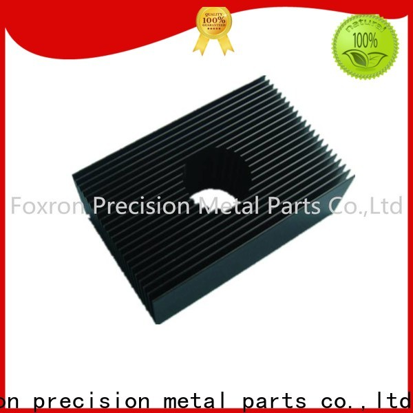 skived passive heat sinks factory for electronic sector