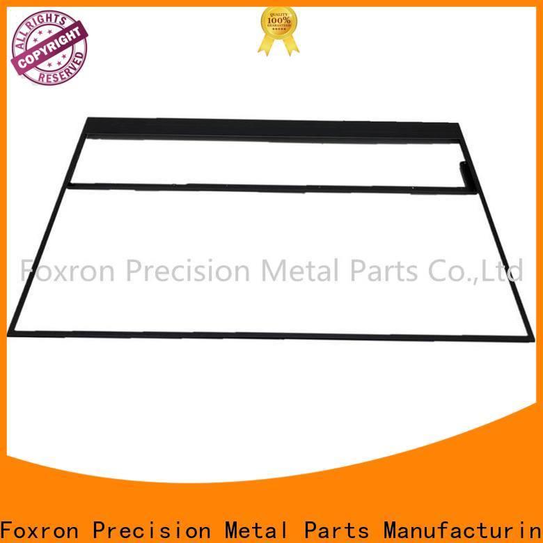 Foxron extrusion aluminium electronic frame for portable display monitor
