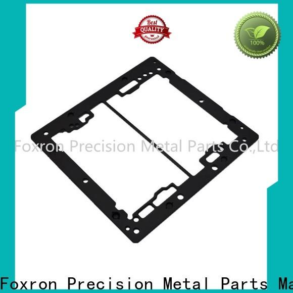 Foxron extrusion aluminium factory for consumer electronic bracket