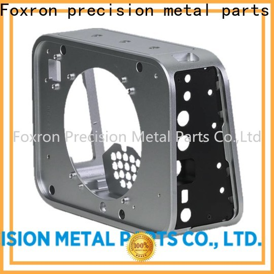 precision aluminium enclosure electronic components for consumer electronics
