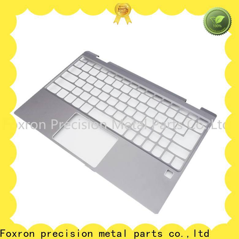 Foxron designed sheet metal stamping parts supplier for automobile parts