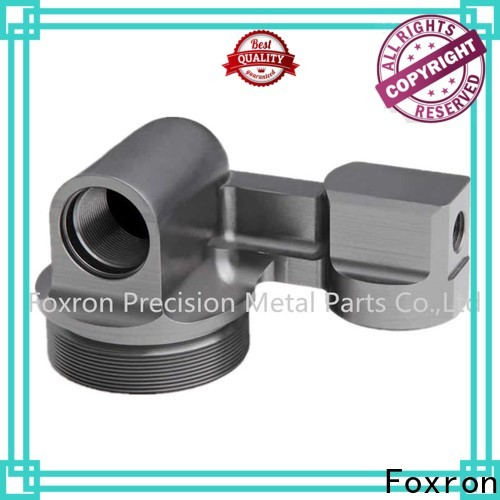 Foxron customized automobile components cnc machined parts fast delivery