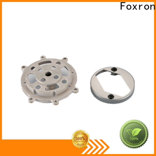 Foxron car parts accessories cnc machined parts fast delivery
