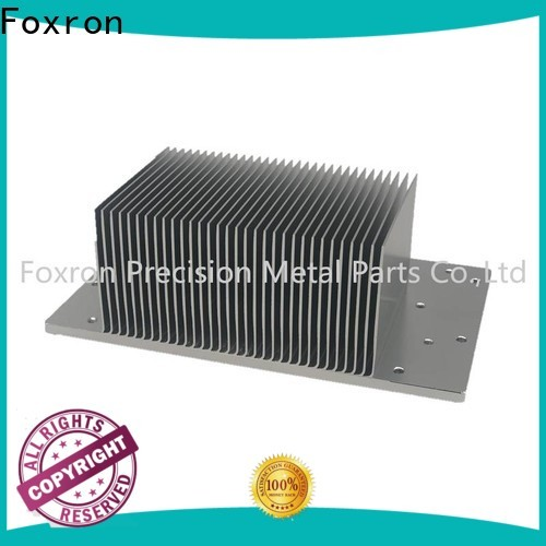 Foxron new large aluminum heat sink for busniess for electronic sector