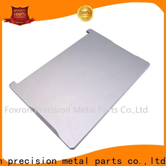 Foxron custom aluminum panels factory for electronics