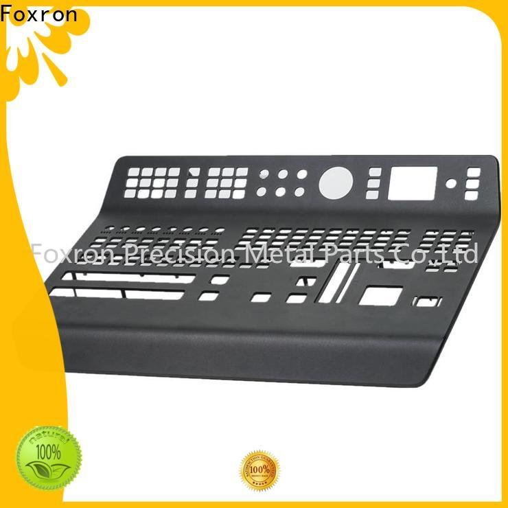 customized cnc precision parts aluminum enclosures for consumer electronics