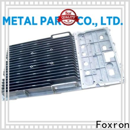 aluminum alloy die casting components electronic components for military