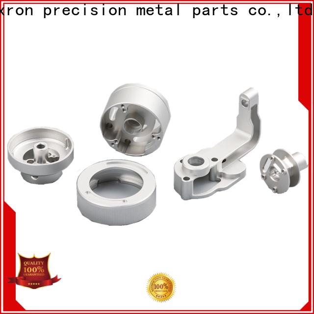 Foxron professional precision cnc machined components aluminum enclosures for audio chassis