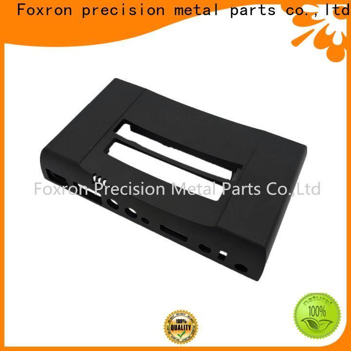 Foxron oem aluminum extrusion enclosure audio enclosures for consumer electronics