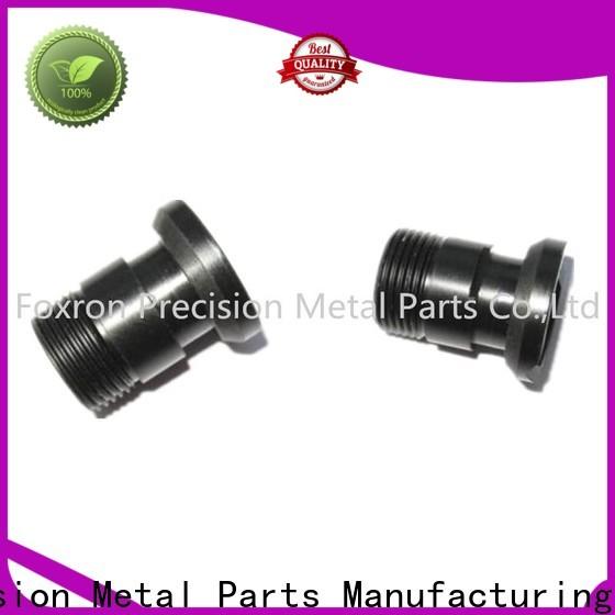 Foxron CNC turned parts manufacturer for medical sector