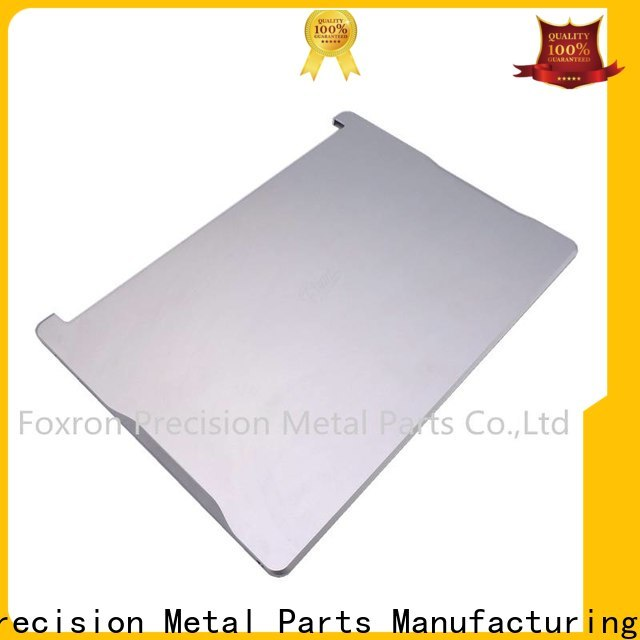 top aluminum bezels electronic components for electronic bracket