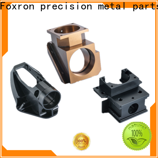 Foxron best cnc lathe machine parts supplier for electronic components