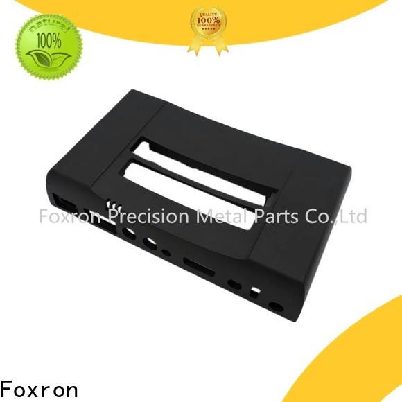 Foxron oem aluminum extrusion enclosure electronic components for camera enclosure