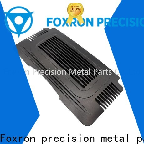 Foxron custom forging small parts electronic case for electronic accessories industries