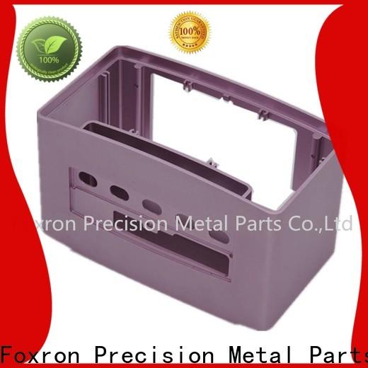Foxron oem custom aluminum enclosure with customized service for camera enclosure