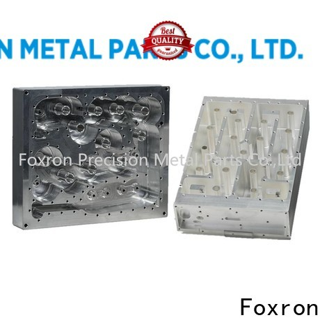 top aluminum housings with silver plating wholesale