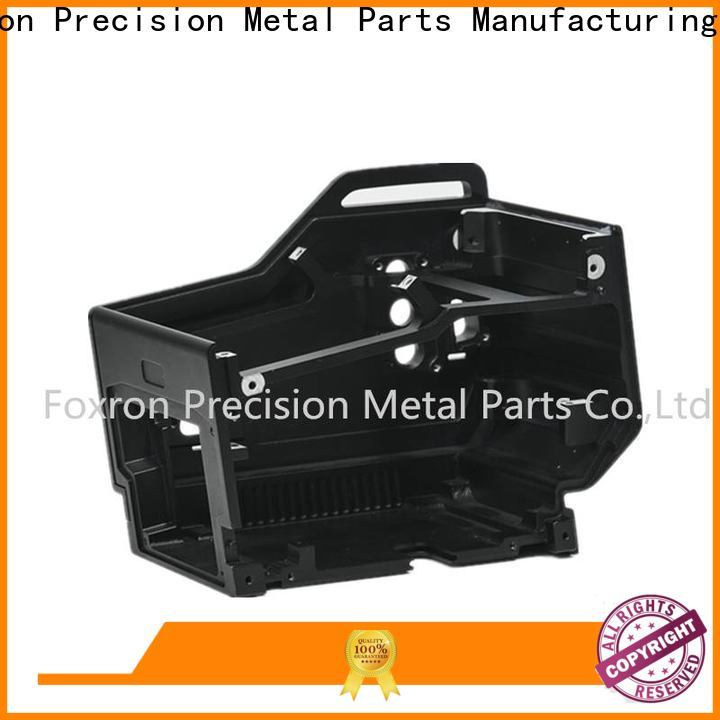 Foxron machined metal parts supplier for medical instrument accessories