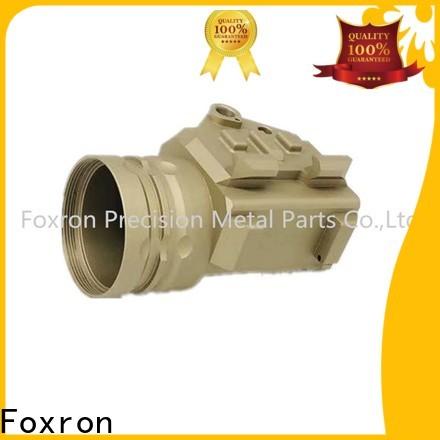 Foxron casting aluminum parts supplier wholesale