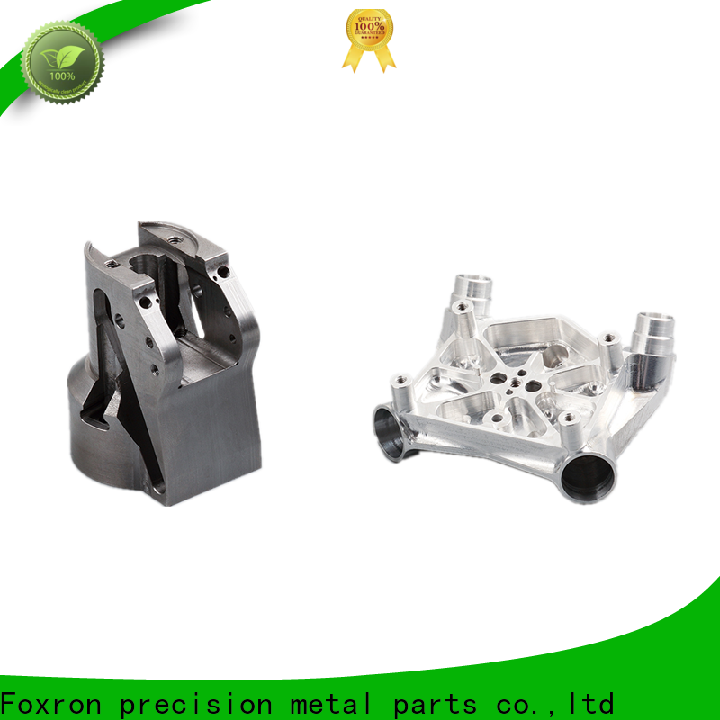 Foxron customized oem electronic parts metal stamping parts for consumer electronics
