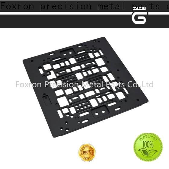 metal custom aluminum sheet company for electronic bracket
