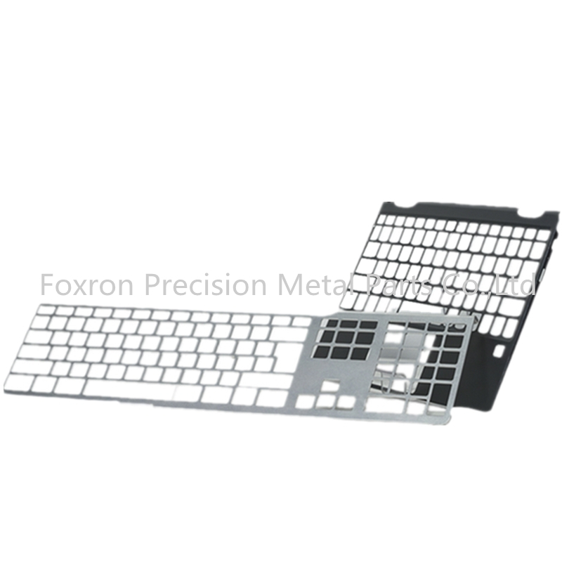 Customized metal stamping parts CNC machined electronic components for latop keyboard