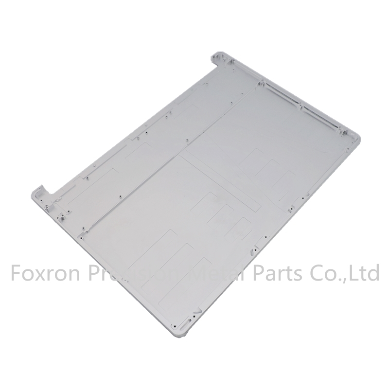 Customized precision metal parts aluminum panels electronic enclosure for Macbook accessories