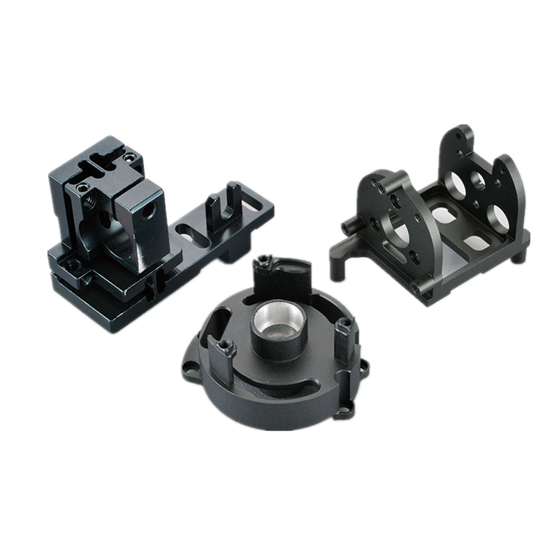 Aluminum CNC machined parts high precision automated medical equipment parts