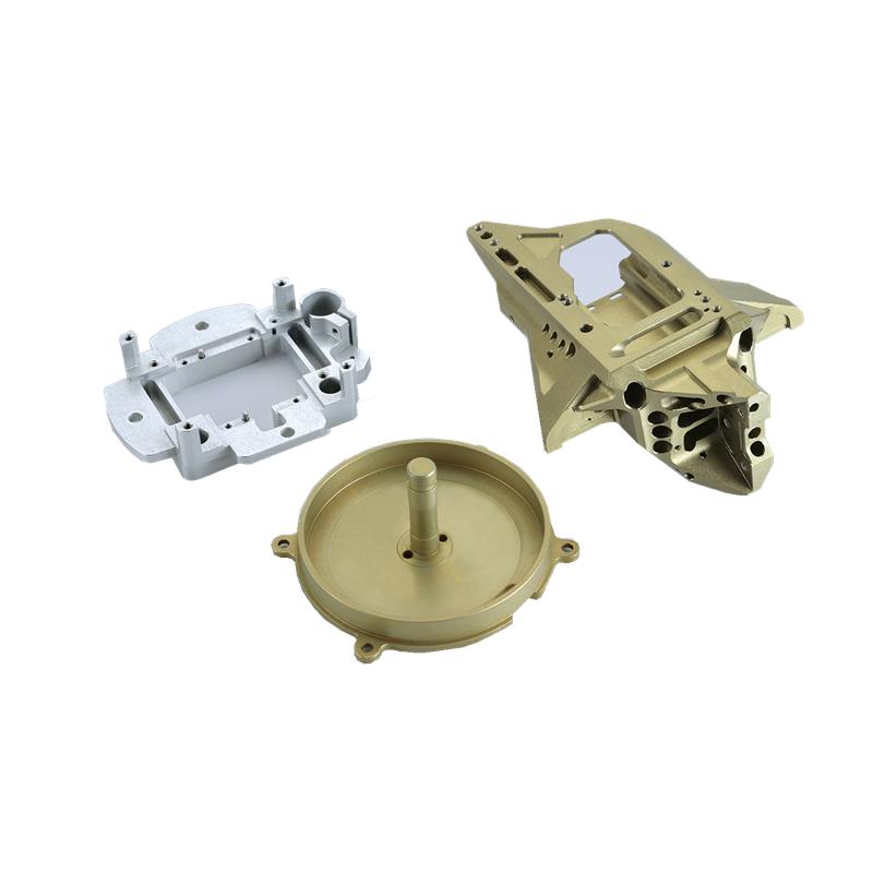 Automatic Medical Machinery Parts CNC Machining Aluminium Parts
