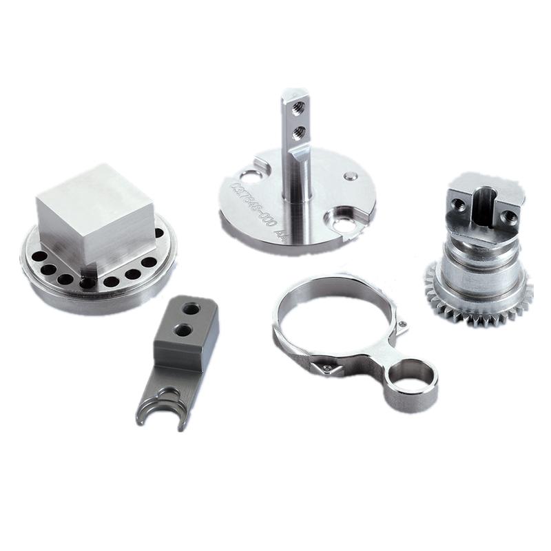 High Quality Custom Precision cnc machinery spares parts aluminium cnc machining