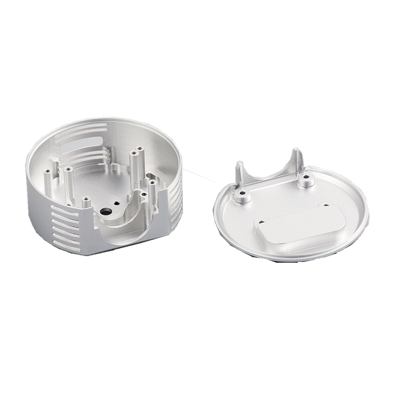Custom drone parts aluminum case CNC machining precision parts