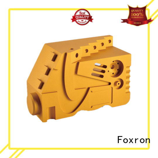 Foxron stainless steel medical precision parts precision instrument accessories wholesale