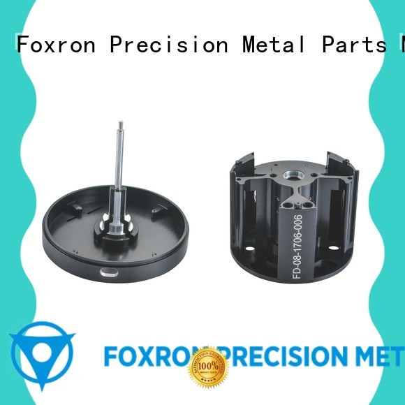 Foxron custom precision machining parts supplier for camera