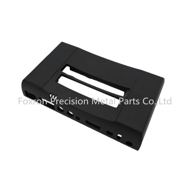 Aluminum alloy 6061t6 CNC machining parts audio enclosures for consumer electronics