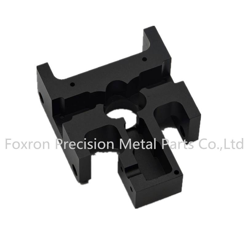 Aluminum alloy precision CNC machining parts for medical instrument accessories