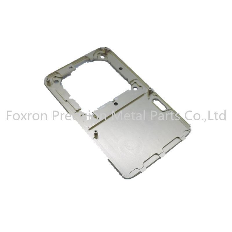 Aluminum enclosures CNC machined parts electronic components with anodized surface for audio chassis