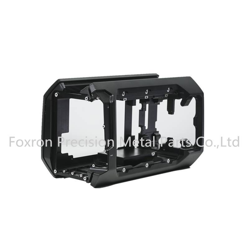 OEM CNC machining service consumer electronic industries housing bracket for camera