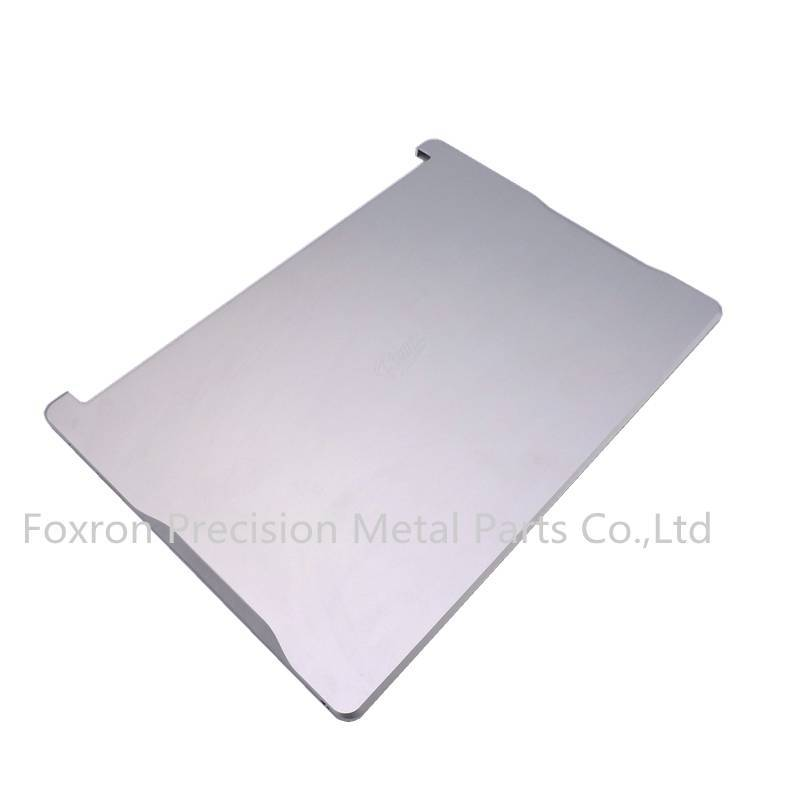 Customized precision metal parts aluminum panels electronic enclosure for Macbook accessories