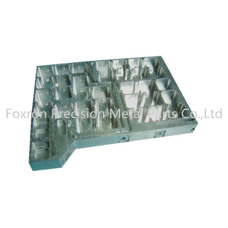 CNC machined parts Telecom components for aluminum housing