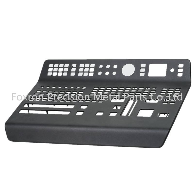 Customized metal stamping parts electronic components for audio control panels