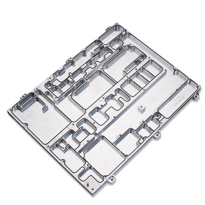CNC machined parts milling process EMI shield for electronic equipment