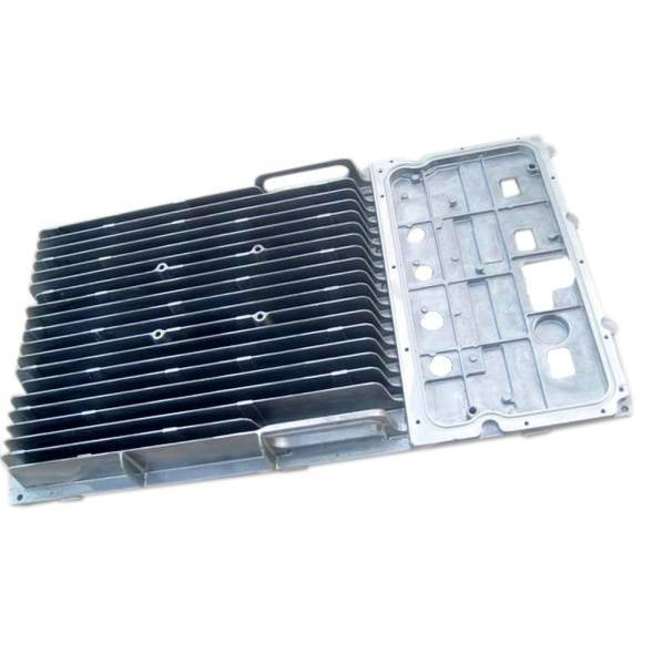Aluminum die casting parts heat sinks for auto components