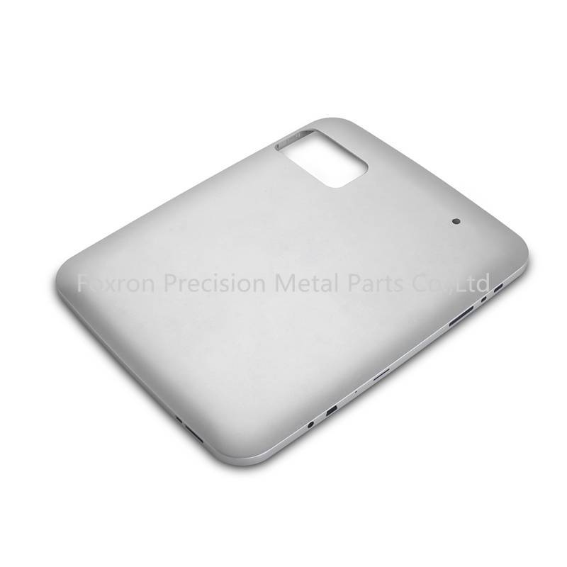 Aluminum CNC machined parts tablet cases high precision machining parts