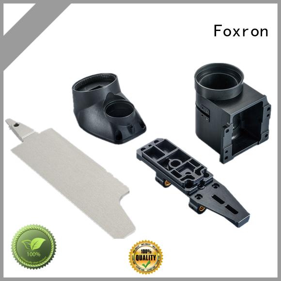 Foxron custom cnc parts supplier for sale