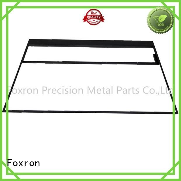 Foxron aluminum extrusion enclosures manufacturer for consumer electronic bracket