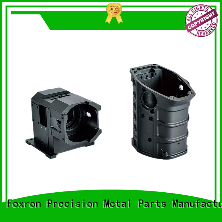 Foxron aluminum cnc machined parts factory for sale
