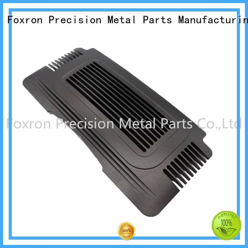 Foxron precision forged components for busniess for electronic accessories industries