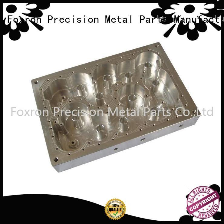 superior quality aluminum fabrication parts cnc machined parts for aluminum housing